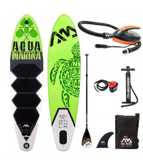 Pack paddle aqua marina thrive + pompe electrique